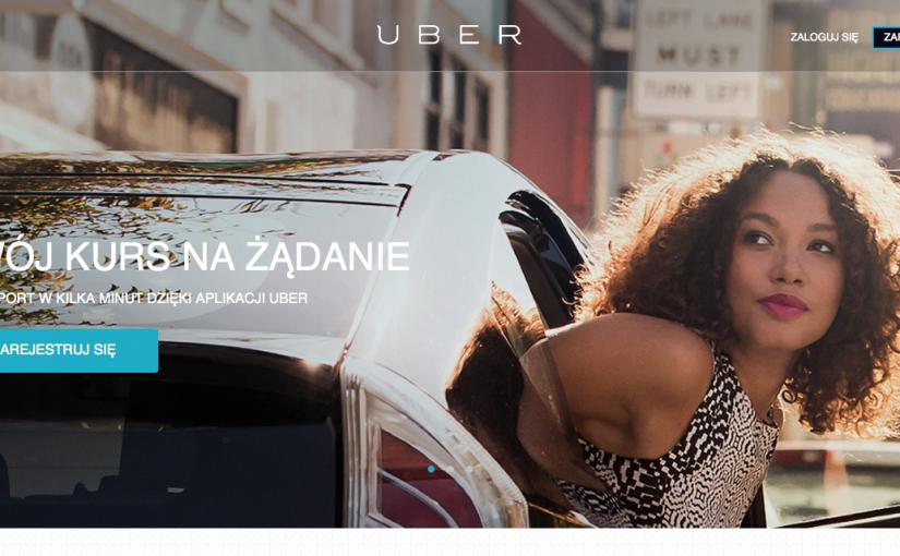 Zamieszki, aresztowania, protesty i Uber, czyli innowacja w transporcie