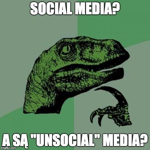 Dlaczego mówienie o social media w marketingu traci sens?